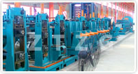 China's First Welded Pipe Production Line By Using ZTF Forming Technology